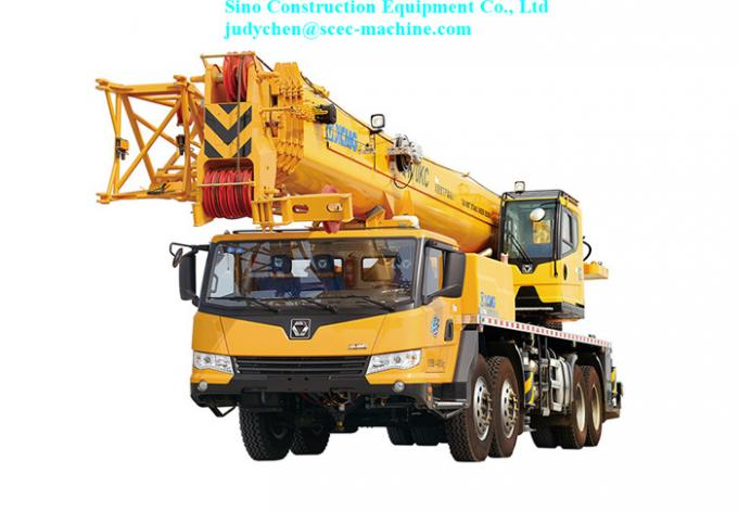 China Used XCMG 70T QY70K-II Truck Crane For Sale_MACHMALL